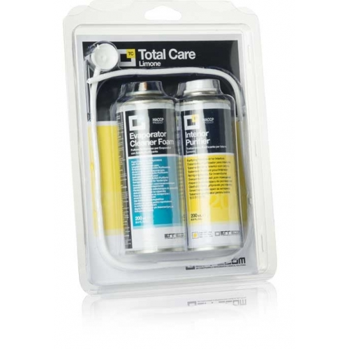 Total Care - A/C limpieza