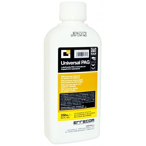 Universalolja med spårmedel