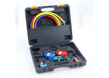 Medidor de presión Conjunto de 2 vías