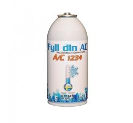 A/C 1234 - Ersättningsgas für Ihre AC