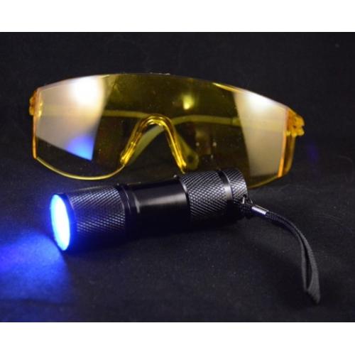 UV-kit för läcksökning