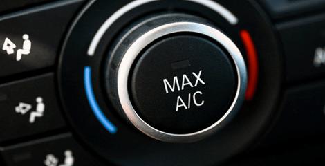Hur mycket köldmedium rymmer min bil?